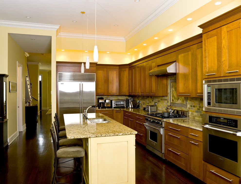 22 stunning kitchen soffit lights  home family style