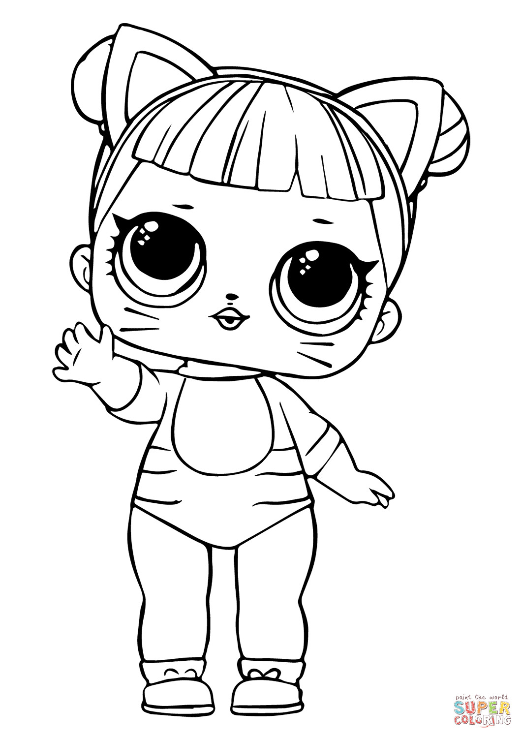 The Best Ideas for Baby Lol Coloring Pages - Home, Family ...