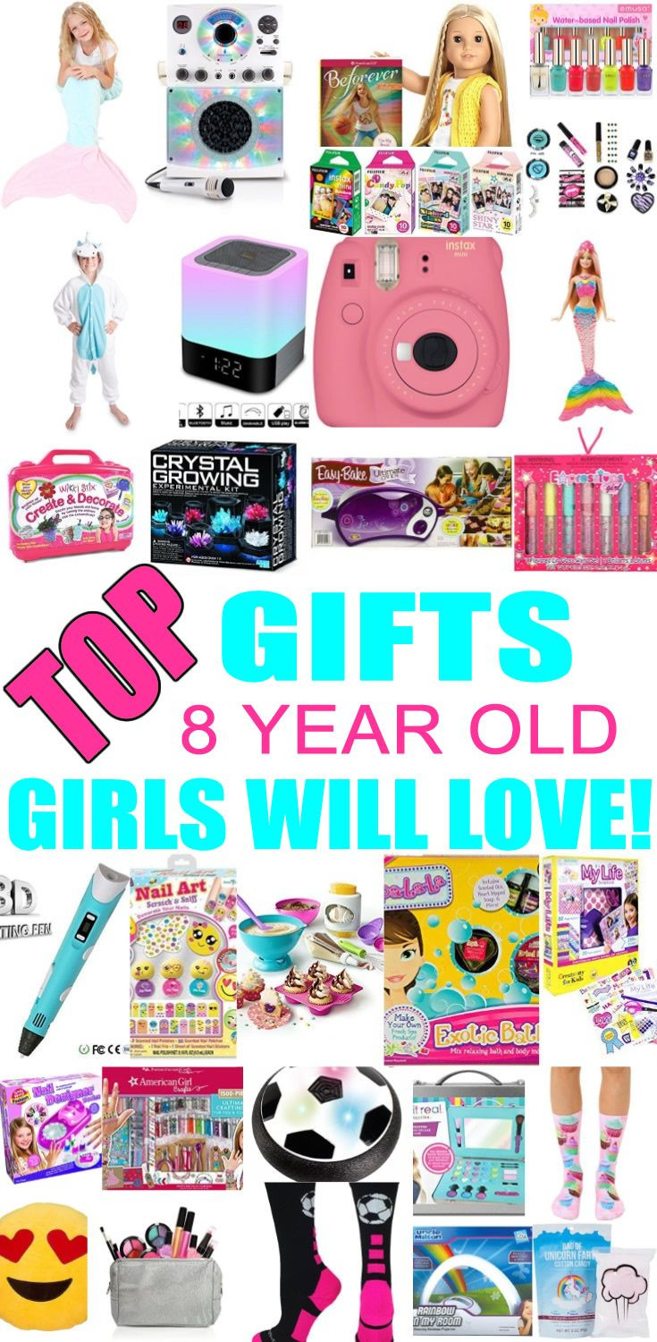 The 24 Best Ideas for Birthday Gifts for 8 Year Old Girl ...