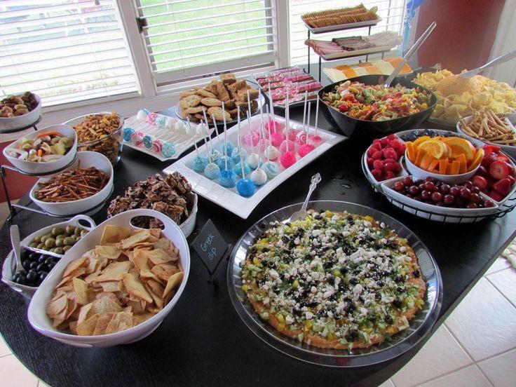Best 20 Finger Food Ideas for Gender Reveal Party - Home ...