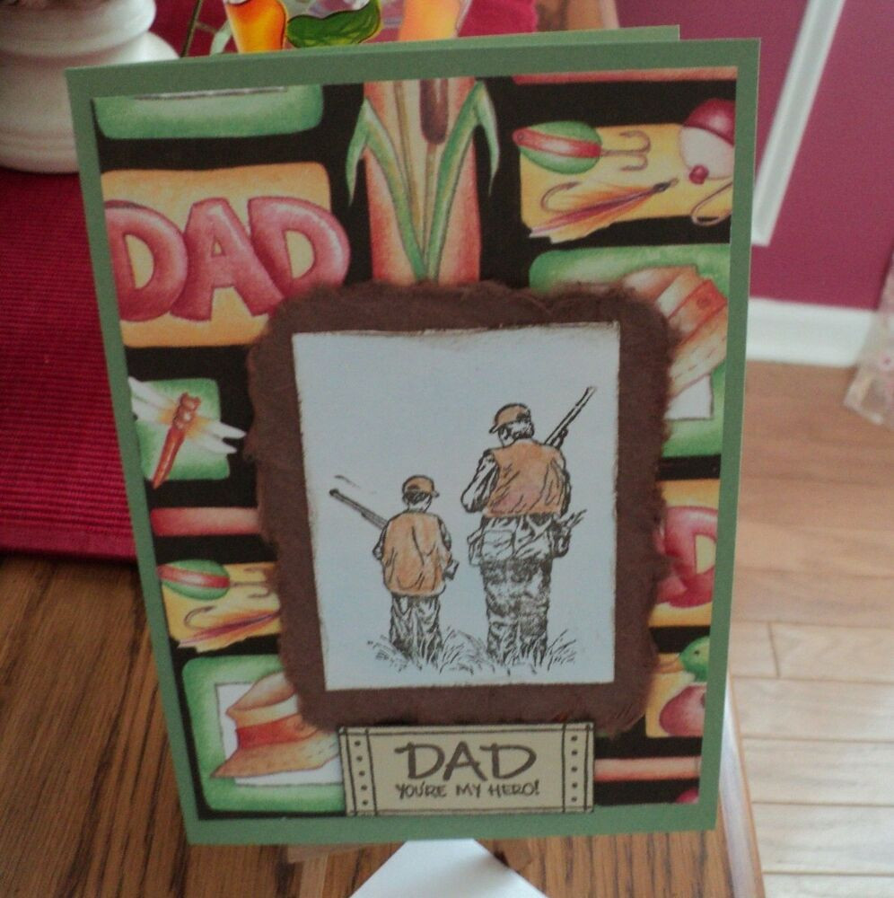 22 best homemade birthday cards for dad  home family