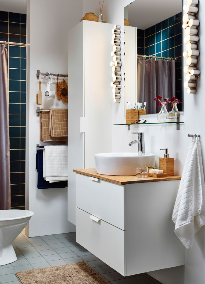 21 Lovely Ikea Small Bathroom - Home, Family, Style and ...