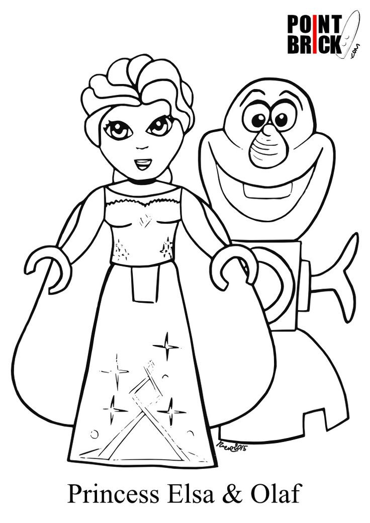 The Best Lego Girls Coloring Pages - Home, Family, Style ...