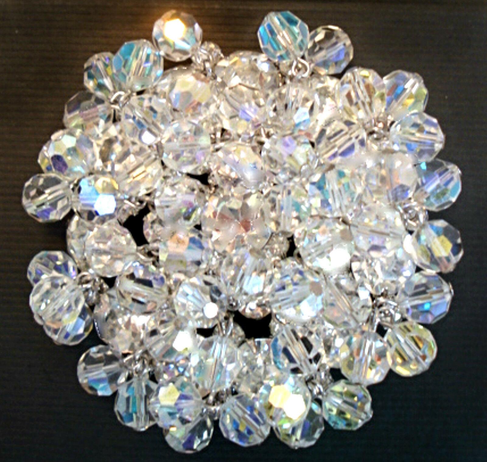 Pins Jewelry Vintage Costume Jewelry JULIANA D&E Crystal Rhinestone