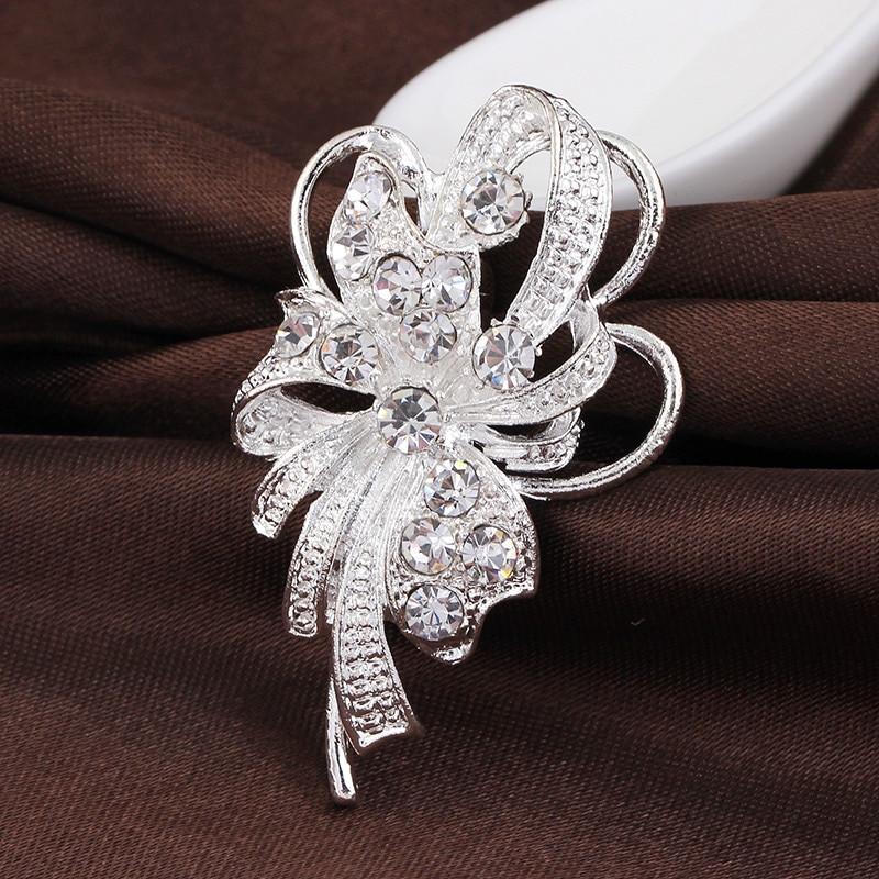 Pins Jewelry danbihuabi unique rhinestone brooch pins wedding