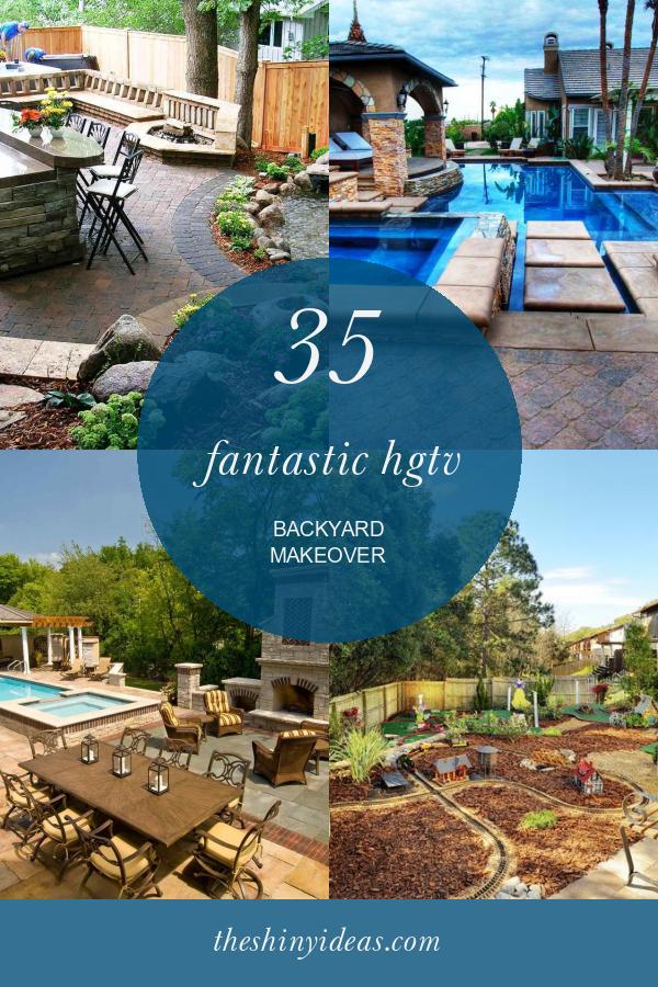 35 Fantastic Hgtv Backyard Makeover - Home, Family, Style ...
